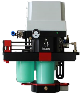 Jar-Type Automatic Solder Paste Dispenser (DW600SDM) Image